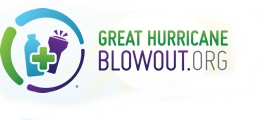 Great Hurricane Blowout logo